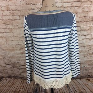 Anthropologie Tops - Anthro Little Yellow Button Shiloh Shirt Small